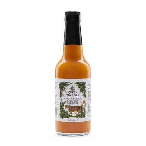 Scotch Bonnet & Ginger Hot Sauce 5oz