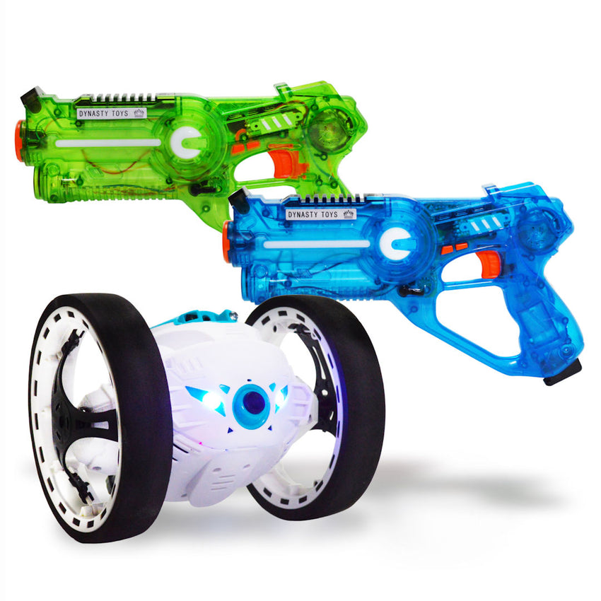 Jukibot™ Battle Pack [Blue/Green]