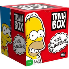 Simpsons and Family Guy Trivia Games