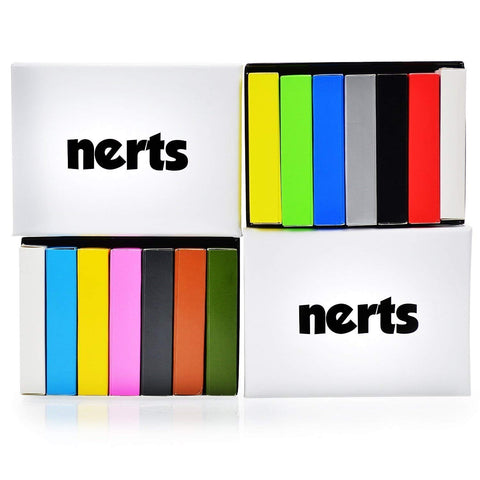 NERTS Card Game 12 Deck Box Set