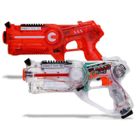 Deals on 2-Pack Dynasty Toys Laser Tag Set