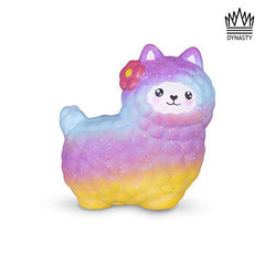 Flash Sale - Cute Purple Llama Squishy Toy