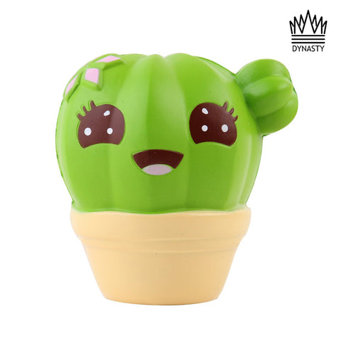 Flash Sale - Scented Cactus Squishy Toy