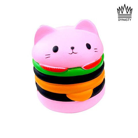 Flash Sale - Scented Hamburger Cat Squishy Toy