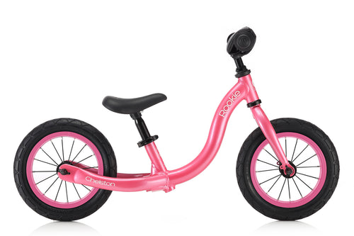 Rookie Balance Bike - Candy Pink