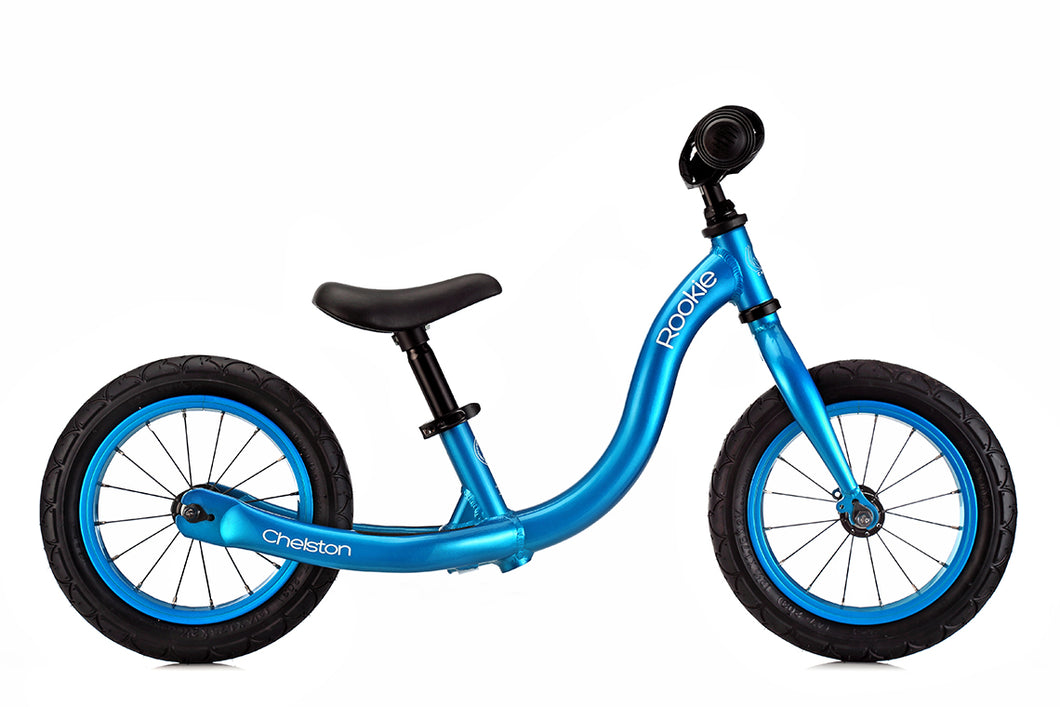 Rookie Balance Bike - Midnight Blue
