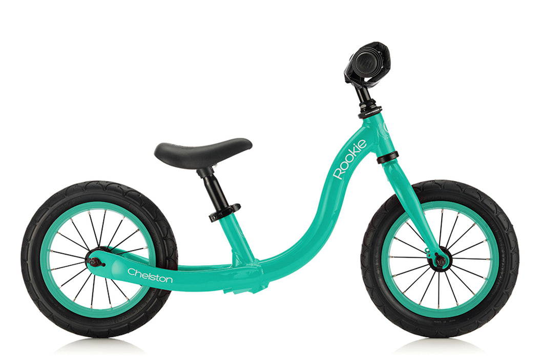 Rookie Balance Bike - Turkish Green