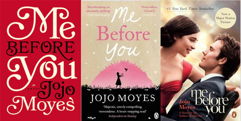 "Book Review: ""Me Before You"""