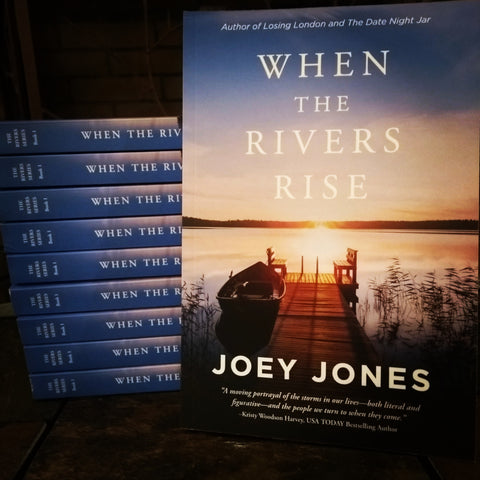 Book Bundle: 10 Autographed Copies of WHEN THE RIVERS RISE