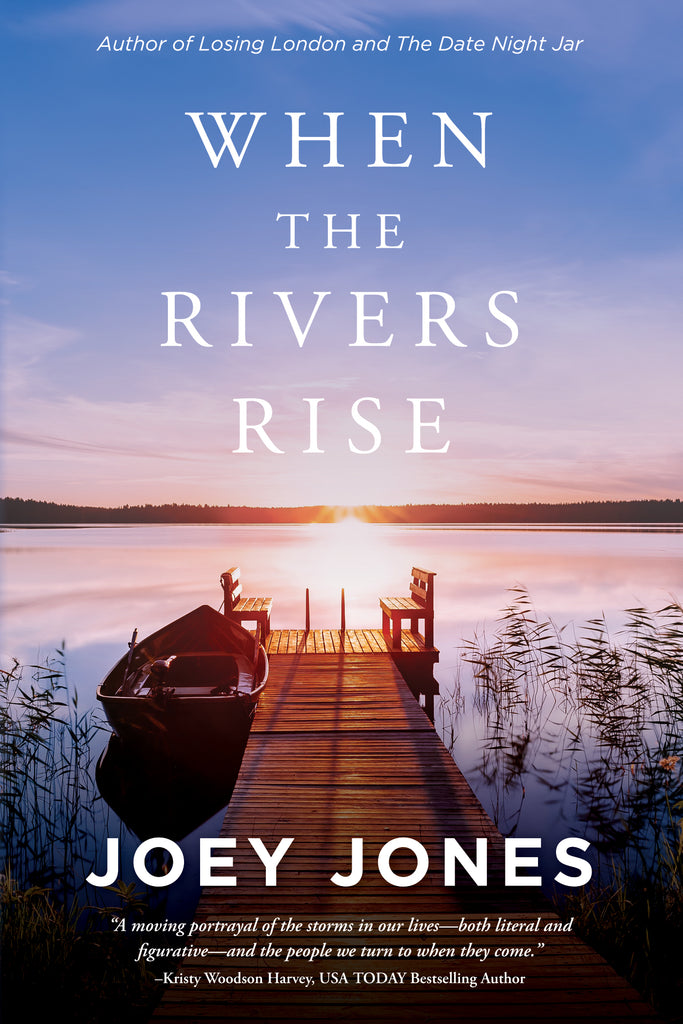 When the Rivers Rise (Hand-Numbered, Autographed Copy Benefits ACS)