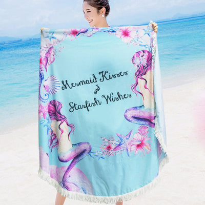 Fresh Mermaid Blanket