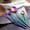 Rainbow Cutlery Set