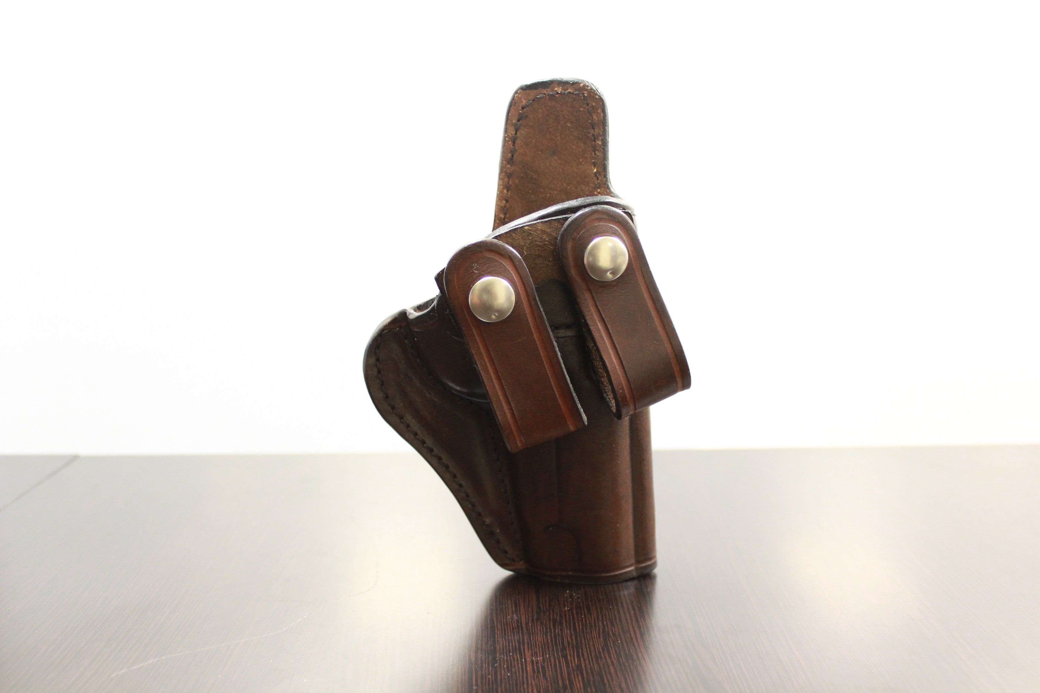 Smith & Wesson 459 TCC Inside Waistband Holster in Brown