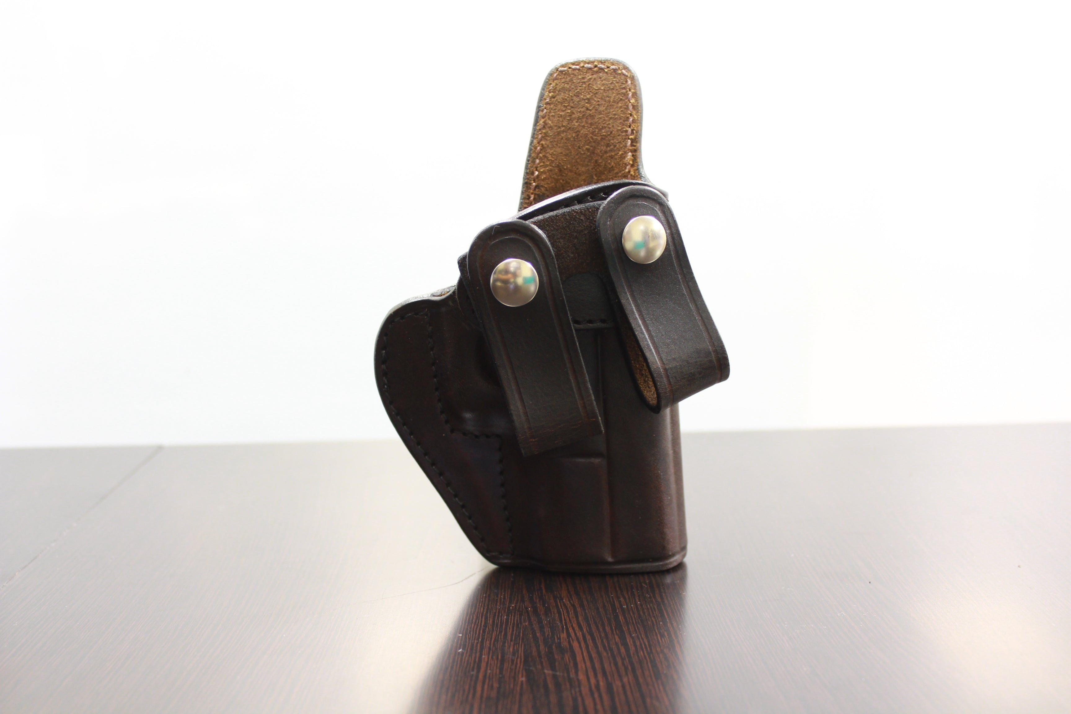 Glock 43 Commander Carry (TCC) in Brown