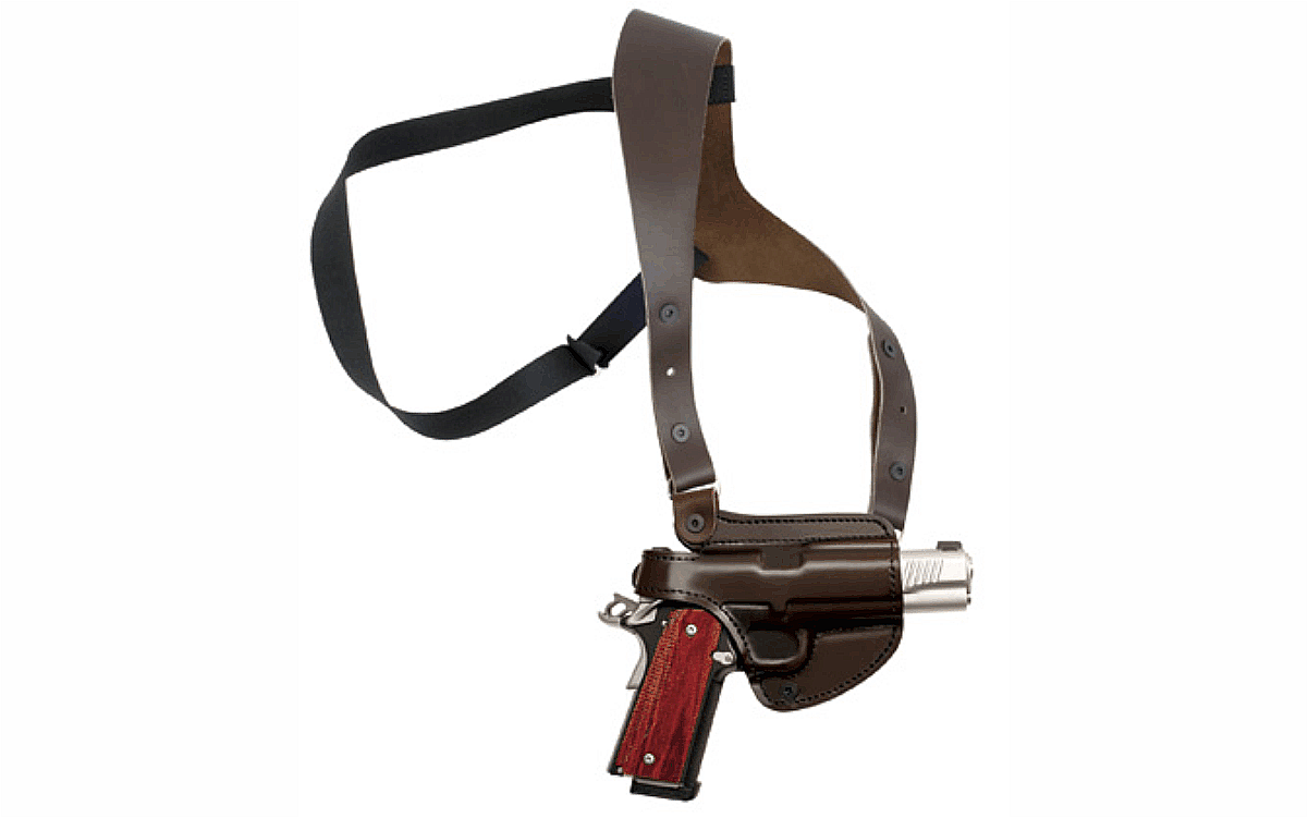 Deal Of The Day Left Handed Shoulder Holsters