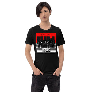 Alive in Him Men's T-Shirt