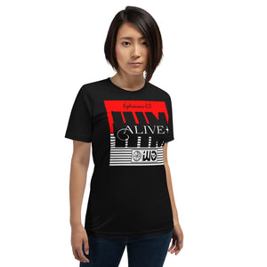 Alive in Him Women's T-Shirt