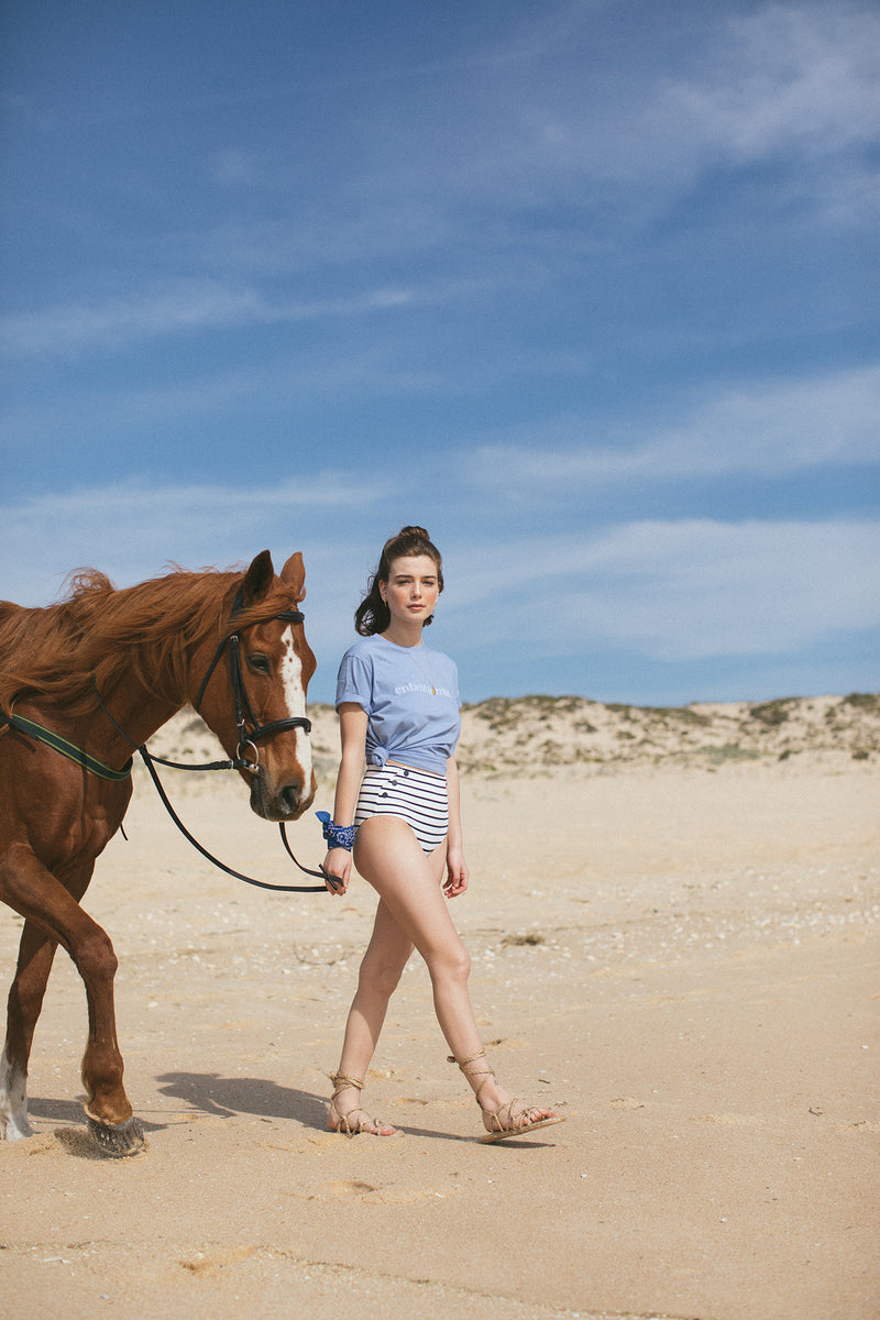 Enfant Terrible Light Blue T-shirt
