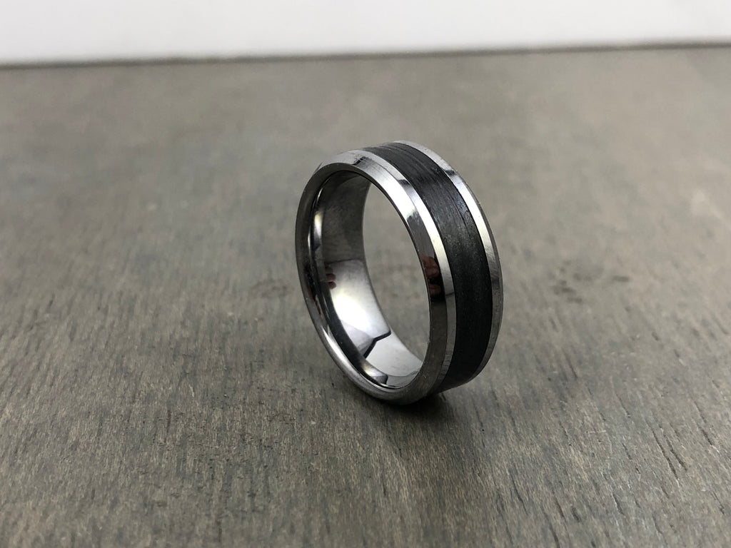 Carbon odyssey glow ring size 10