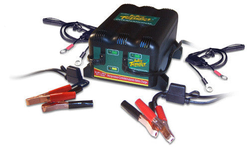 Battery Tender Plus International 2 Bank 12V Charger