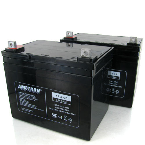 Amstron AP12-35 Batteries (2 Pack)