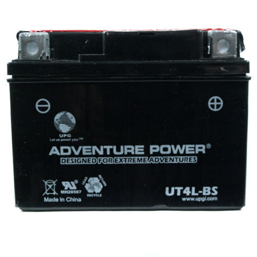 Motorcycle Battery for YTX4L-BS (Sealed AGM)