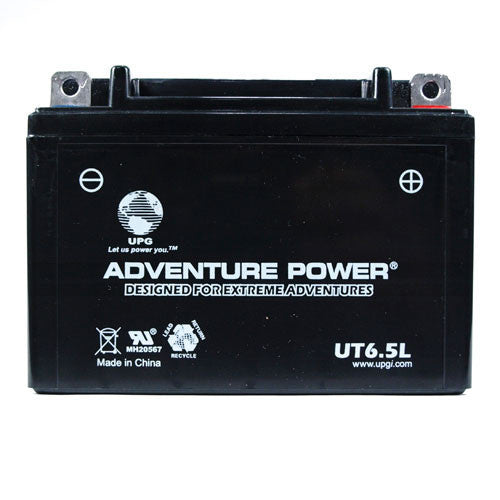 Kinetic - 12N6.5-3B PowerSports Battery (Sealed AGM)