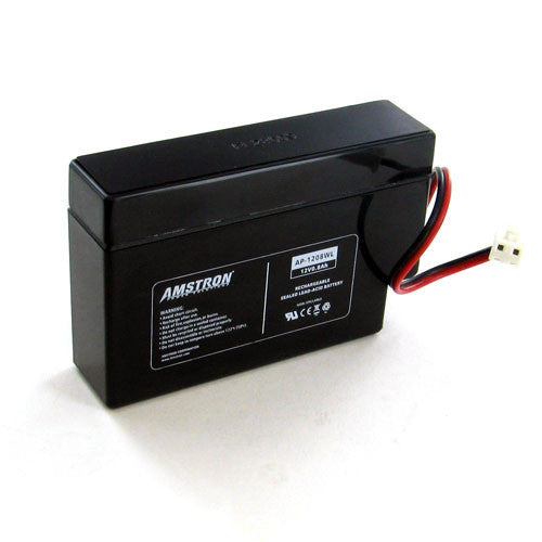 12V 0.8Ah Home Alarm Battery by Amstron