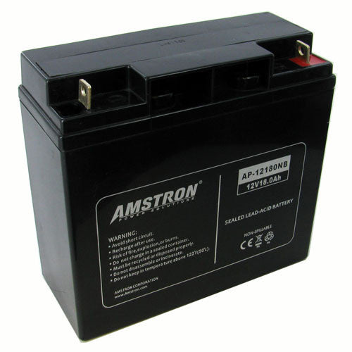 12V 18Ah Home Alarm Battery by Amstron