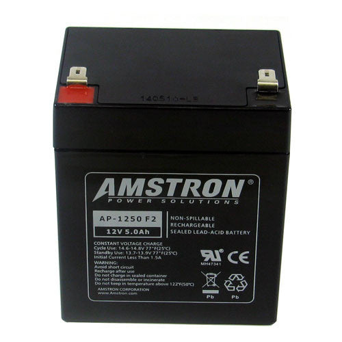 APC RBC46 Replacement Battery by Amstron (2 Year Warranty)