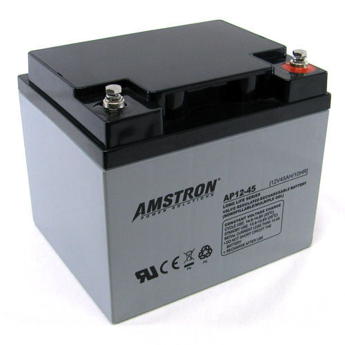 12V 45Ah Home Alarm Battery by Amstron