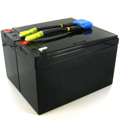 APC RBC9 Replacement High Capacity Battery by Amstron (2 Year Warranty)