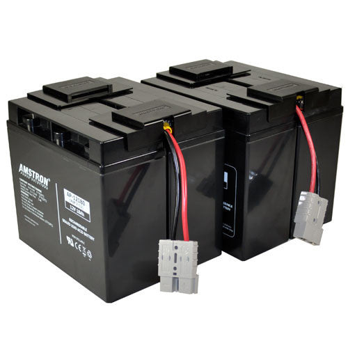 APC RBC11 Replacement Battery by Amstron (2 Year Warranty)