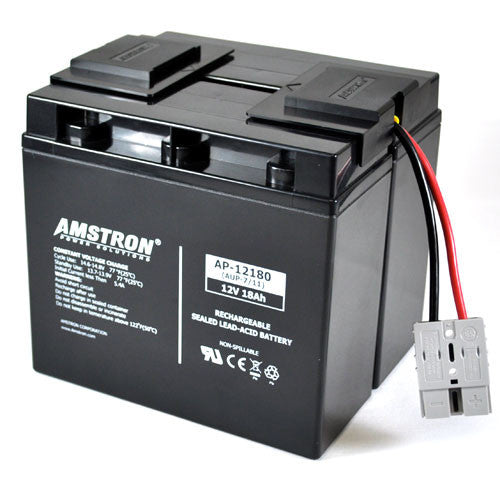 APC RBC7 Replacement Battery by Amstron (2 Year Warranty)