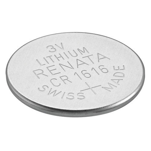 Renata CR1616 3V Lithium Button Cells Battery - Retail