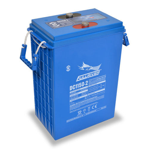 Fullriver DC1150-2 Deep Cycle AGM Battery (Size 903/L16)