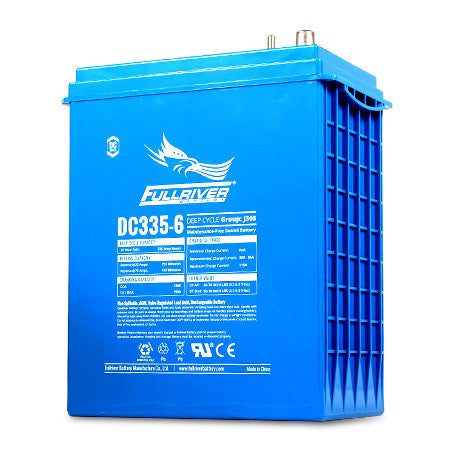 Fullriver DC335-6 Deep Cycle AGM Battery (Size 902/J305)