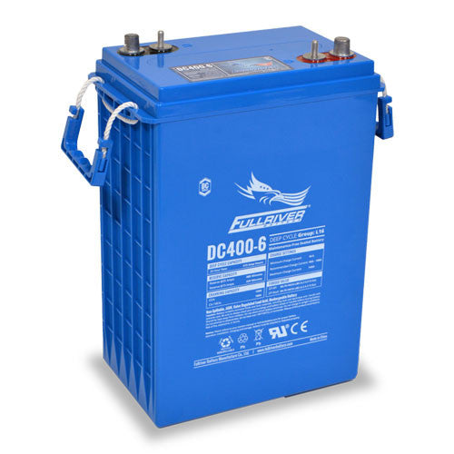 Full River DC400-6 Deep Cycle AGM Battery (Size L16)