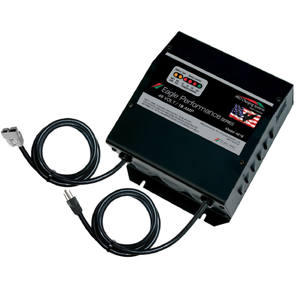 Eagle Dual Pro i4818OB Performance Series 48V 18A On Board Charger