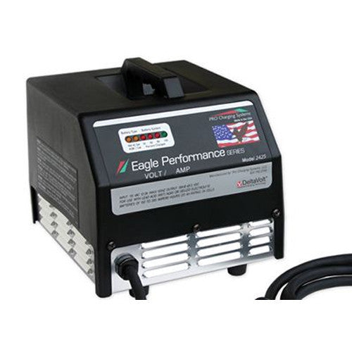 Eagle Dual Pro i2425 Performance Series 24V 25A Charger