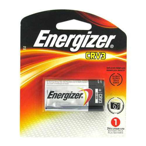 Energizer - EL-CRV3BP - Photo Lithium CRV3 Battery