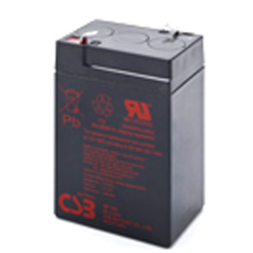 CSB GP-645F1 6V 4.5Ah Sealed Lead Acid Battery