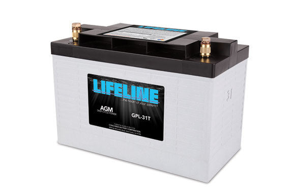 Lifeline GPL-31T 12V Battery