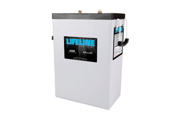 Lifeline GPL-L16T 6V Battery