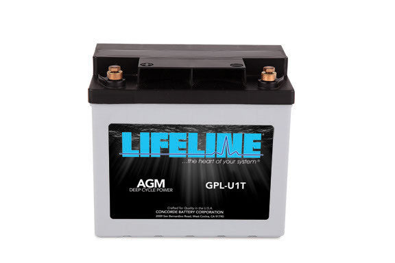 Lifeline GPL-U1T12V  Battery