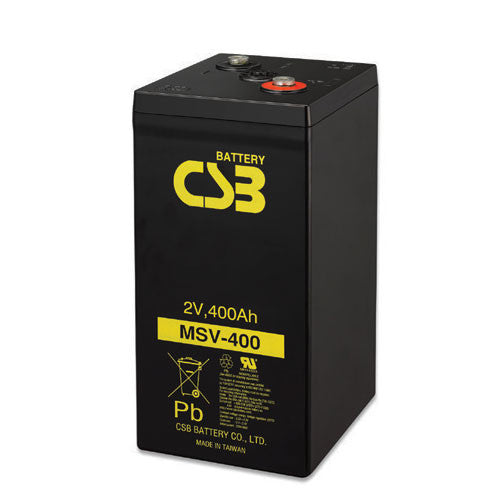 CSB MSV400 2V 400Ah MSV Battery