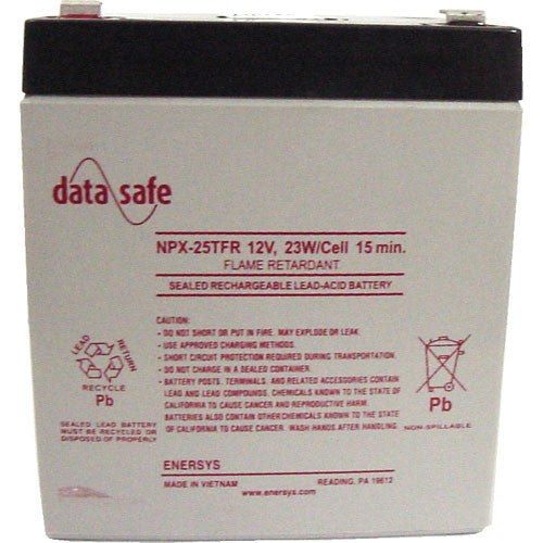 Data Safe NPX-25 Battery - F2 Terminal