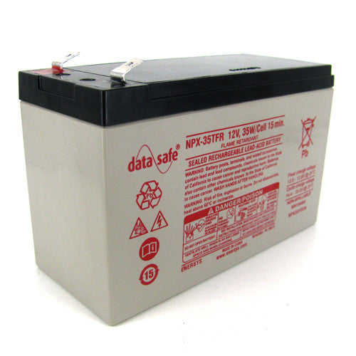 Data Safe NPX-35FR F2 Battery Replacement for NP8.5-12
