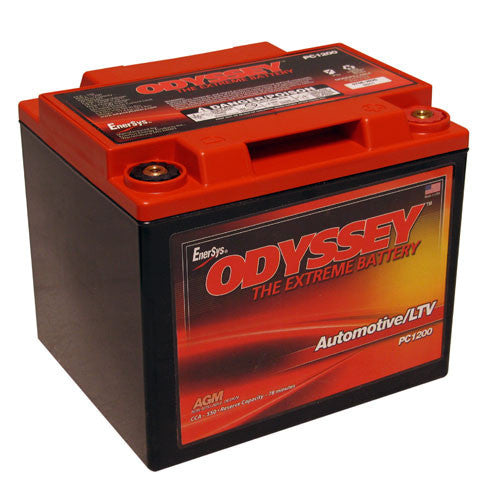 Odyssey PC1200 Dry Cell AGM Battery
