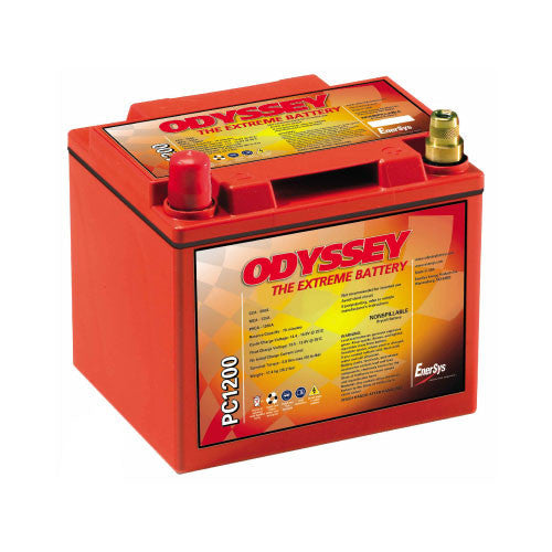 Odyssey PC1200LMJT Dry Cell AGM Battery